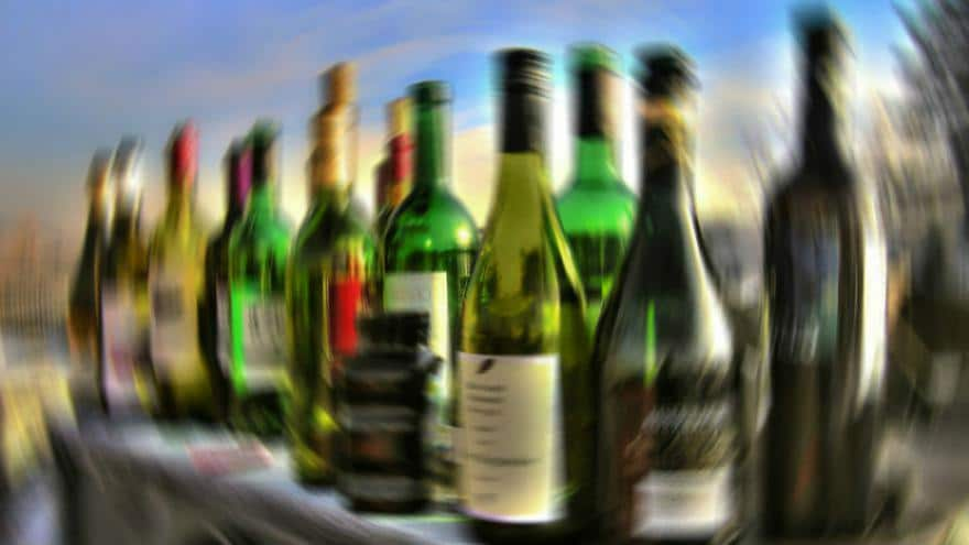 L'alcool au volant est dangereux