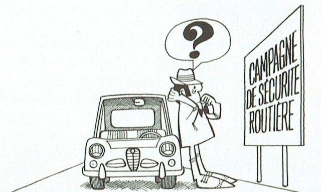 La sécurité routière