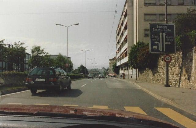 Se déplacer dans le trafic