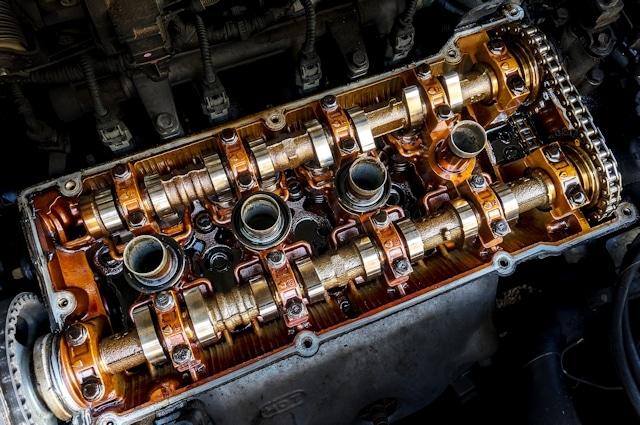 Le graissage du moteur