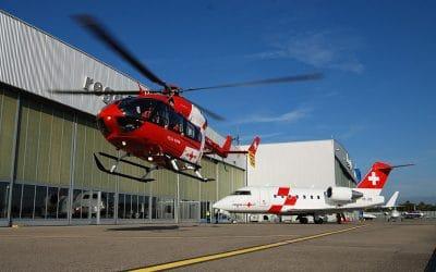 Sauvetage en hélicoptère