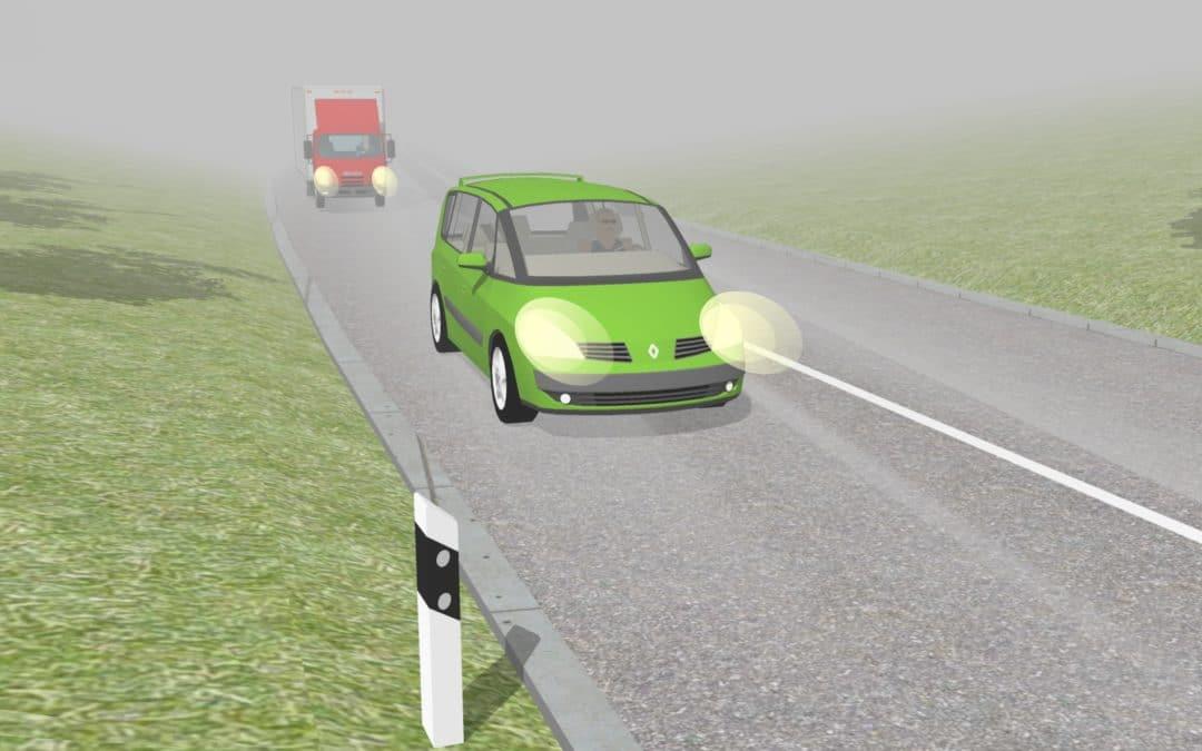 Importance d'une bonne visibilité routière